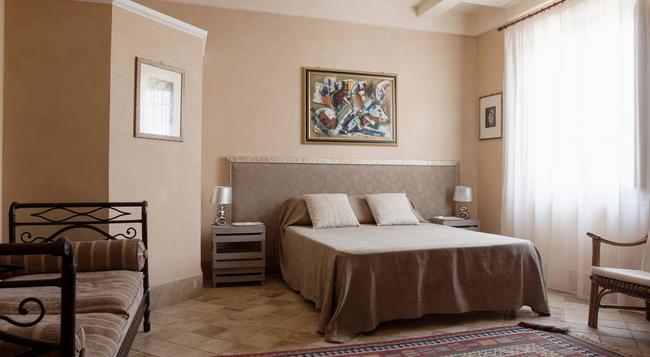 Casale Alma - Marsala - Bedroom