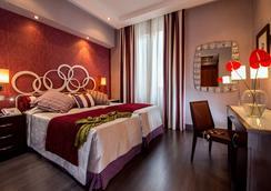 Hotel Morgana - Rome - Bedroom