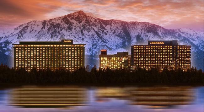 Harveys Resort & Casino - Stateline - Building