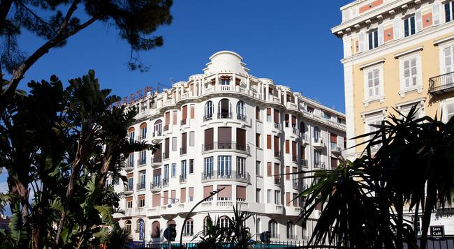 Albert 1er - Nice - Building
