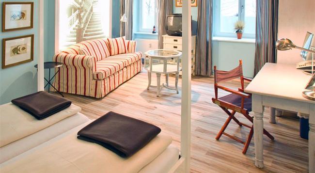 Ackselhaus Blue Home - Berlin - Bedroom