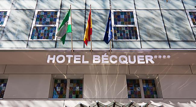 Becquer Hotel - Sevilla - Building