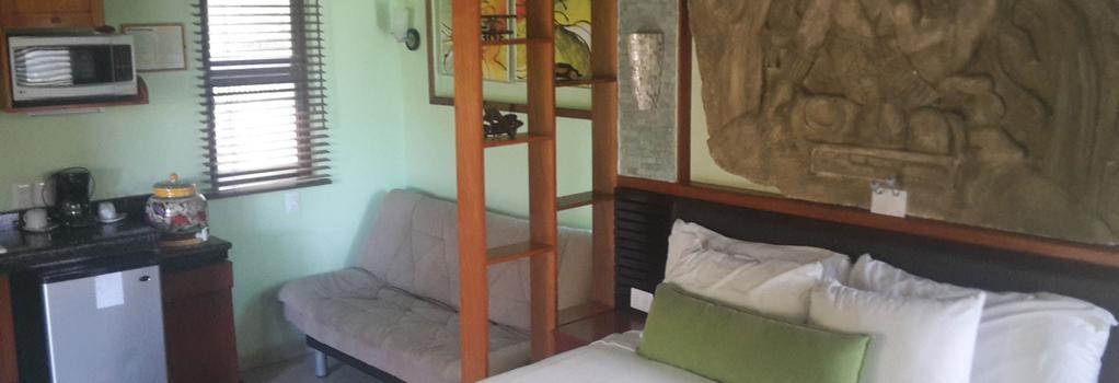Cocos Cabanas - Playa del Carmen - Bedroom