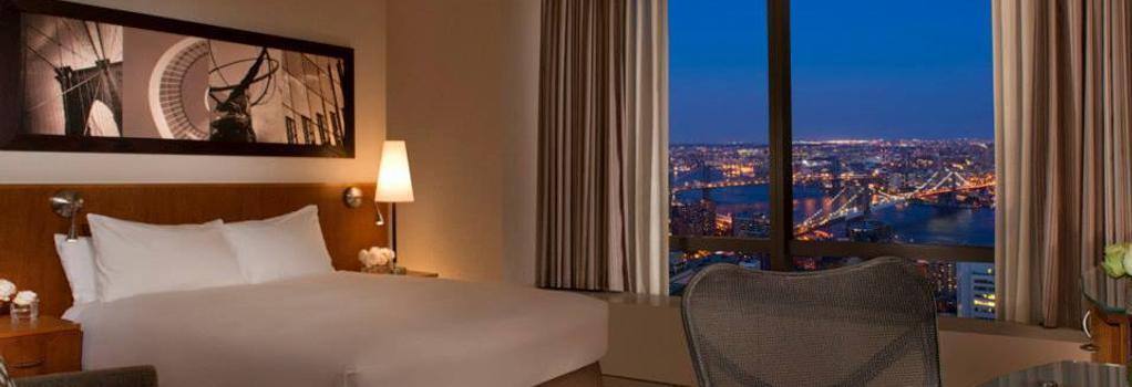 Millenium Hilton - New York - Bedroom