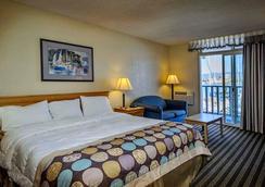 Marina Village Inn - Alameda - Bedroom