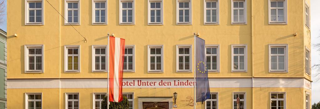 Hotel Unter den Linden - Krems an der Donau - Outdoor view