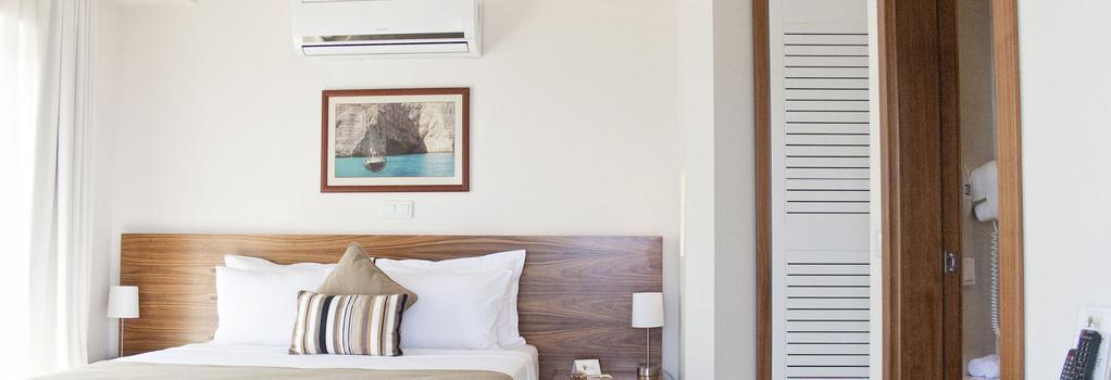 Olea Nova Hotel - Kaş - Bedroom