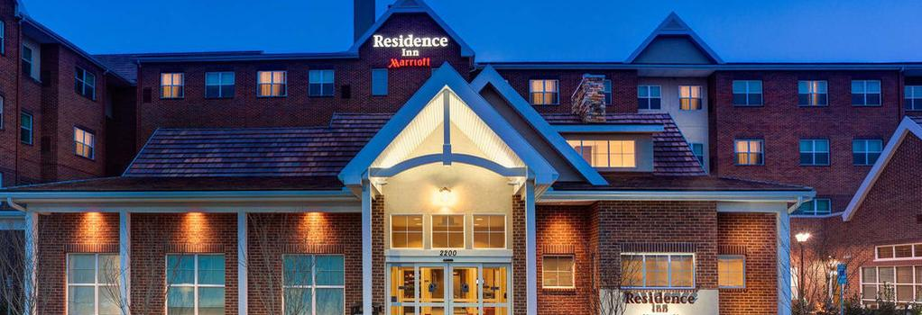 Residence Inn by Marriott Dallas DFW Airport South Irving - Irving - Building