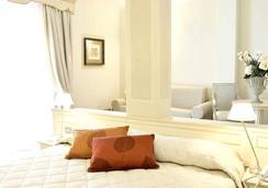 Hotel Villa Agnese - Sestri Levante - Bedroom