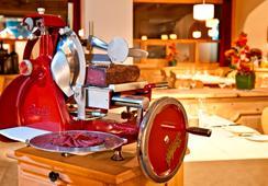 Hotel Donatz - Samedan - Restaurant