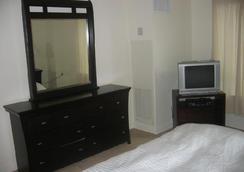 Oakwood at Colonnade Residences - Boston - Bedroom