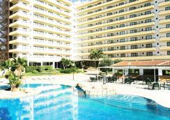 BQ Belvedere Hotel - El Arenal - Building