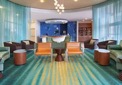 SpringHill Suites by Marriott Salt Lake City Airport - Salt Lake City - Lobby