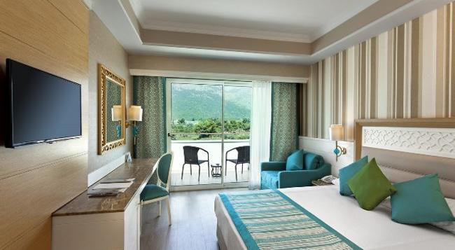 Karmir Resort & Spa - Kemer - Bedroom