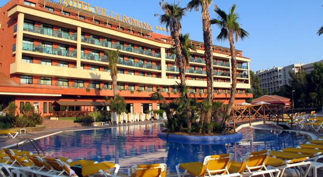 Ohtels Vil.la Romana - Salou - Pool