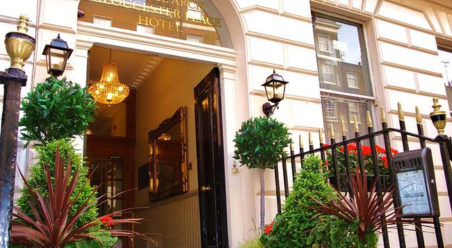 Gloucester Place Hotel - London - Building
