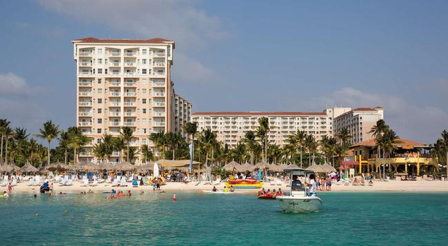 Marriott's Aruba Surf Club - Palm Beach - Building