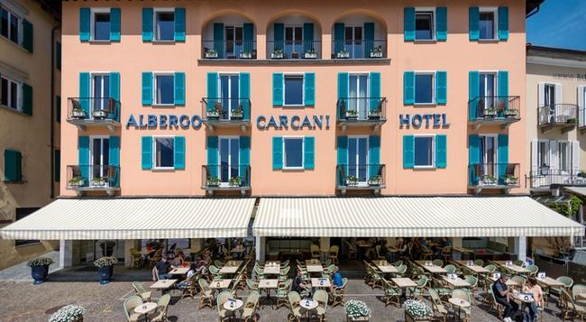Albergo Carcani - Ascona - Building