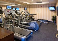 Fairfield Inn and Suites by Marriott San Francisco Airport Millbrae - Millbrae - Gym