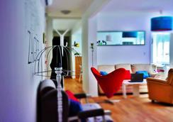 The Dots Hostel - Zagreb - Lounge