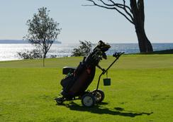 Allure on Ocean Motel - Mollymook - Golf course