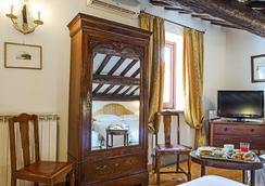 Hotel Fontana - Rome - Bedroom