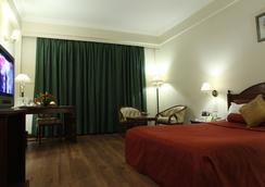 Hotel Kanha Shyam - Allahabad - Bedroom