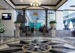 Hotel Kanha Shyam - Allahabad - Lobby