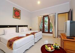 U Tube Hotel & Spa by Shailendra - South Kuta - Bedroom