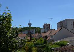 Hôtel le Cheval Noir - Pantin - Outdoor view