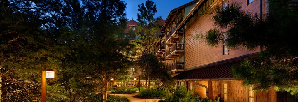 Boulder Ridge Villas At Disney's Wilderness Lodge - Orlando - Building