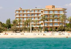 Hotel Hsm Golden Playa - Palma de Mallorca - Beach