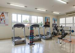 City Hall Flat & Hotel - São José dos Campos - Gym