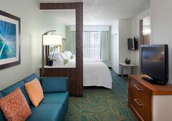 SpringHill Suites by Marriott Phoenix Downtown - Phoenix - Bedroom