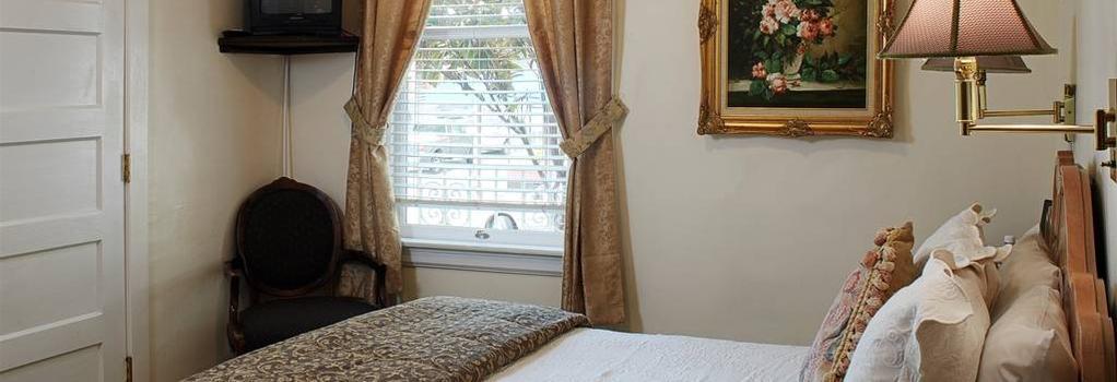 The Washington Square Inn - San Francisco - Bedroom