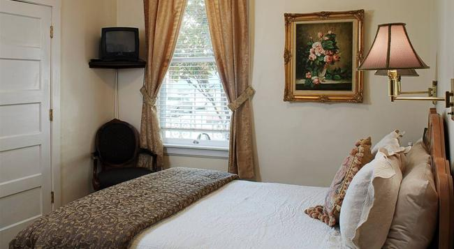 Washington Square Inn - San Francisco - Bedroom