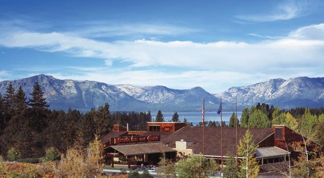 Lakeside Inn and Casino - Stateline - Building