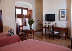 Hotel Casa Antigua - Oaxaca - Bedroom