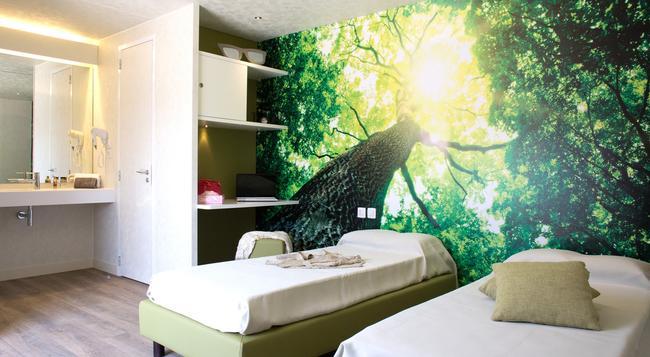 Camping Village Jolly - Venice - Bedroom