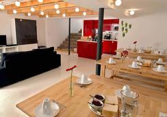 So Cool Hostel Porto - Porto - Restaurant