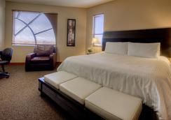 Podollan Inn & Spa Grande Prairie - Grande Prairie - Bedroom