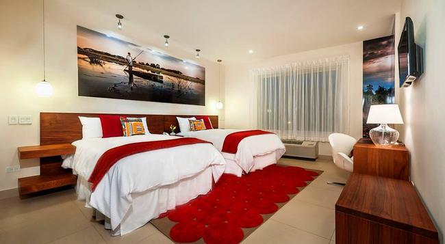 Elements Hotel Boutique - Managua - Bedroom