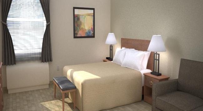 Aspen Extended Stay Suites Kenai - Kenai - Bedroom
