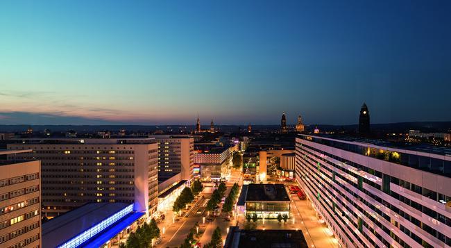 Pullman Dresden Newa - Dresden - Building