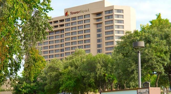 Tower Hotel Oklahoma City - Oklahoma City - Building