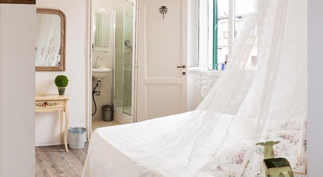 Parco di Nerone - Rome - Bedroom