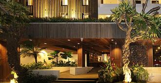 The Bene - By Astadala - Kuta - Building