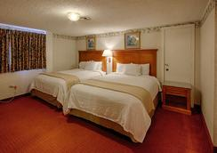 River Edge Motor Lodge - Gatlinburg - Bedroom