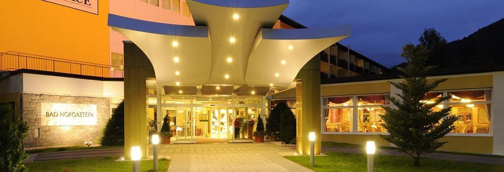 Johannesbad Hotel Palace - Bad Hofgastein - Building