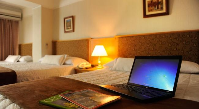 Hotel Miramar - Lima - Bedroom